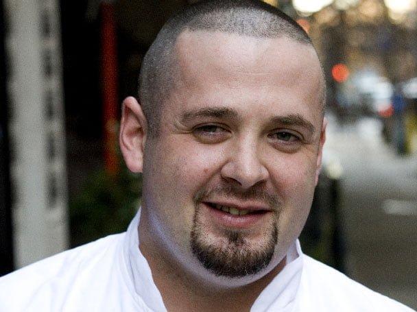 Chef David Buico, Photo by Battman