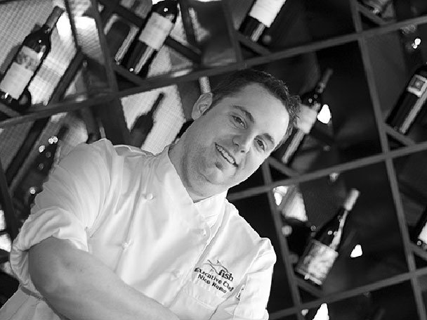 Chef Nico Romo is the Youngest Master Chef of France