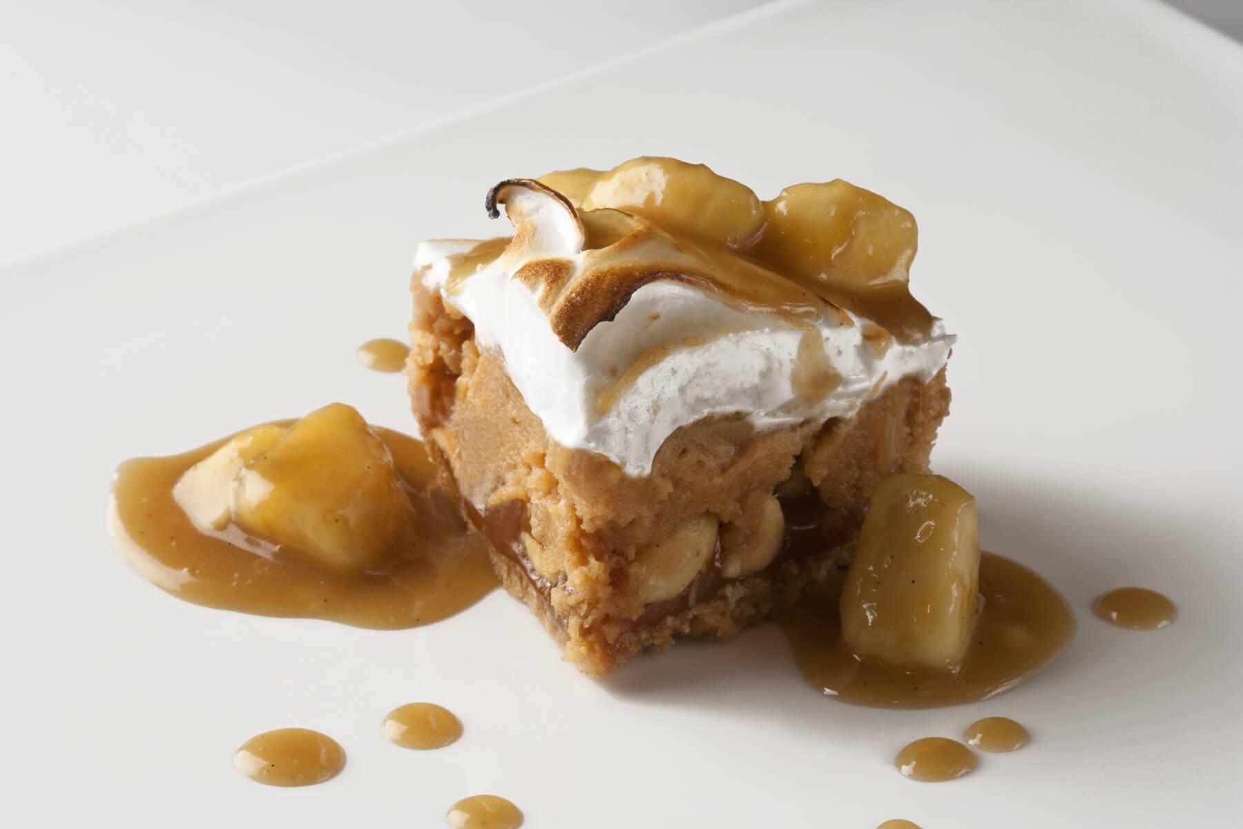 Fluffer Nutter Pie by Pastry Chef Jennifer Giblin. Photo by Battman. Pies. ebook, cookbook