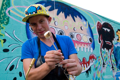 Justin Warner, Chef/Owner of Do or Dine, Travels to Brazil