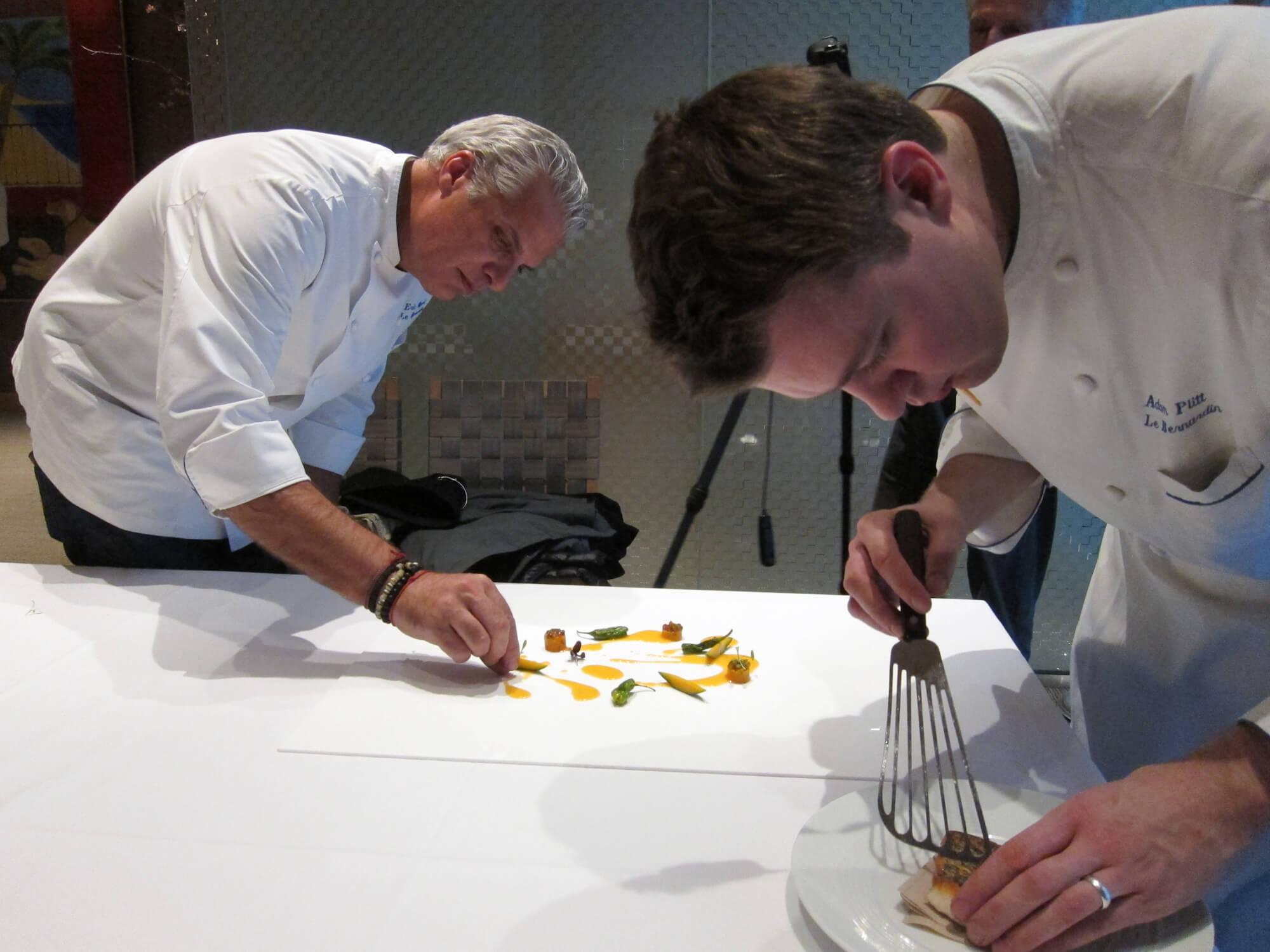Peruvian Inspiration with Chef Eric Ripert