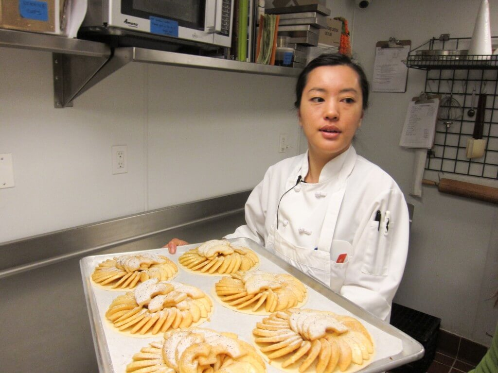 Lafayette-Grand-Cafe-Bakery-Jennifer-Yee-Apple-Tart-Kara-Chin