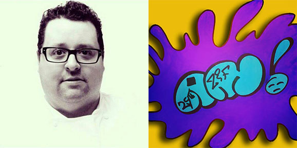 A Rebellious Past: What Was Executive Pastry Chef Michael Mignano Up to in the 90s?