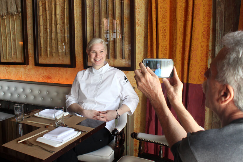 The Chef Gets Hungry: Pastry Chef Christina Kaelberer of Spice Market