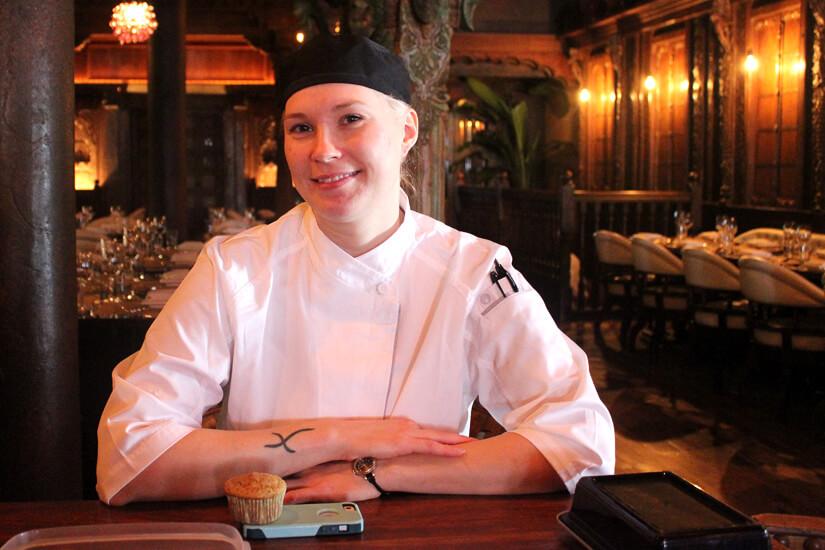 Christina Kaelberer of Spice Market