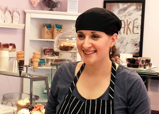 Katie Rosenhouse of Buttermilk Bakery