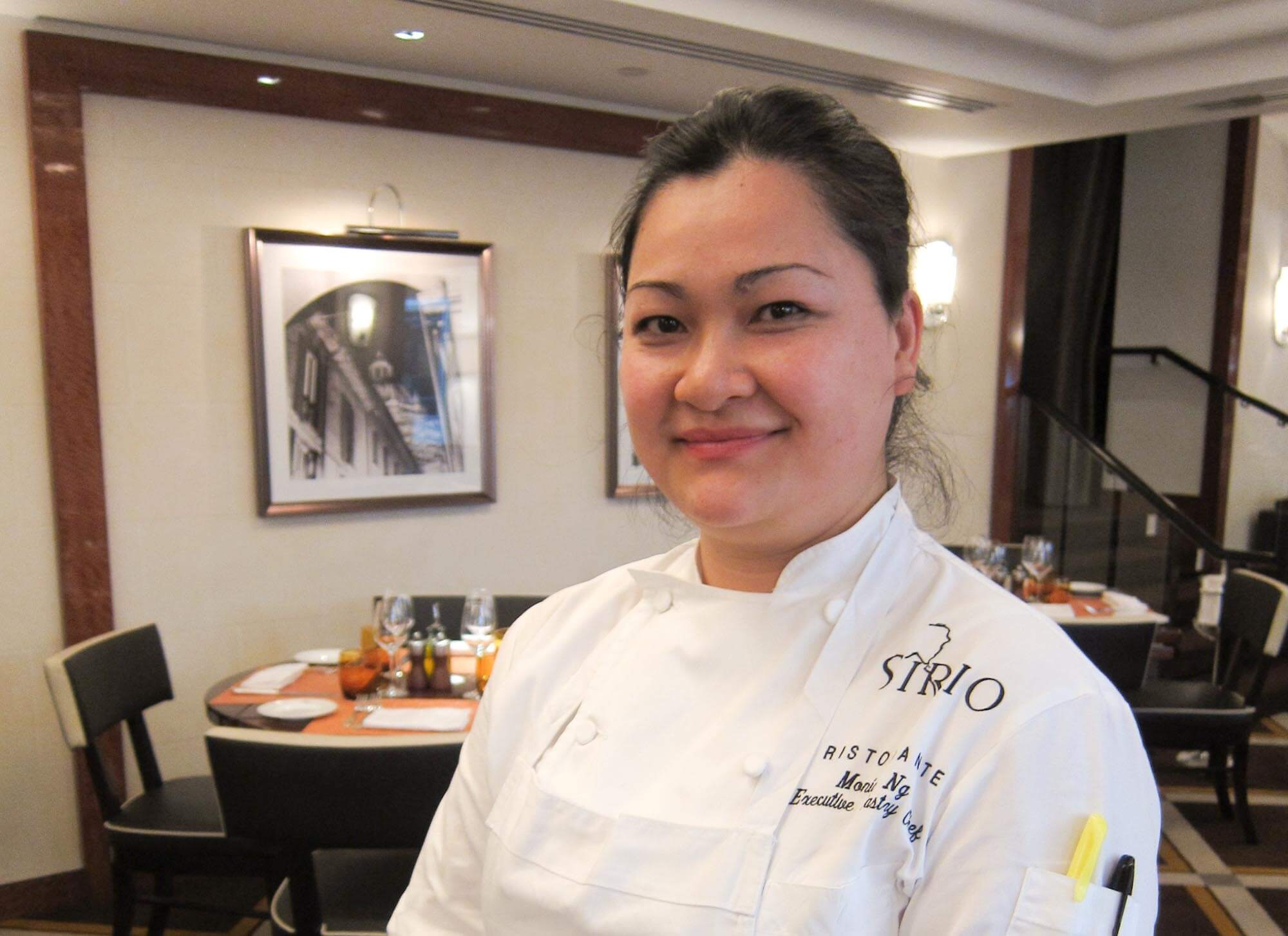 What You Didn't Know About Pastry Chef Monica Ng