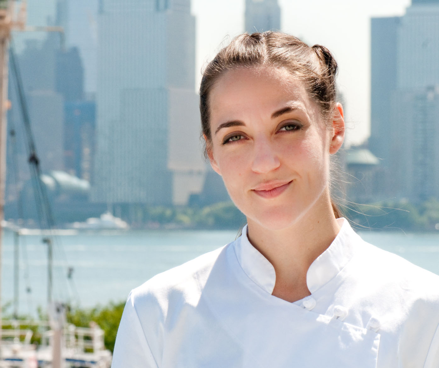 Talking Sweets with Chef Angela Pinkerton