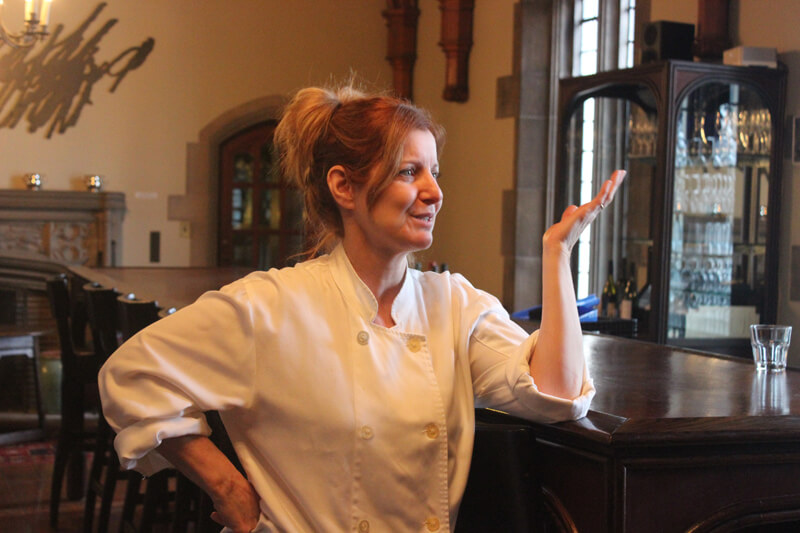 How Getting Sick Can Kick Off a Career: Chef Suzanne Baby of Gallery Grill