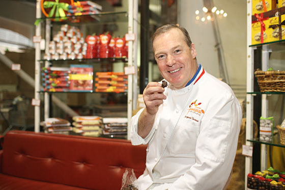 Jacques Torres: the Man, the Legend, the Chocolate