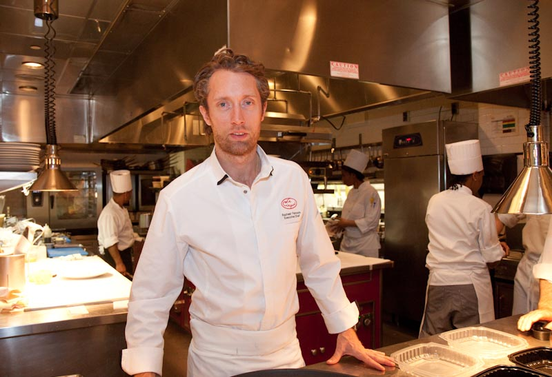 A Newcomer to New York: Executive Chef Raphael Francois