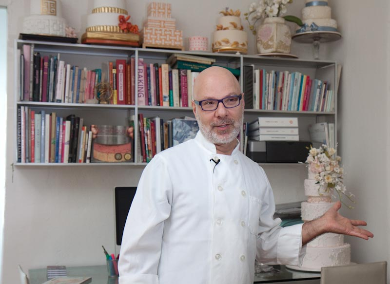 The Mysterious Affairs of Pastry Chef Ron Ben-Israel