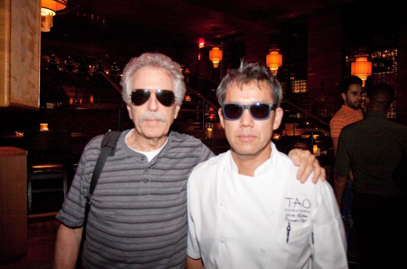 The New Blues Brothers: Battman with Yoshi Kojima, Executive Chef at Tao Downtown