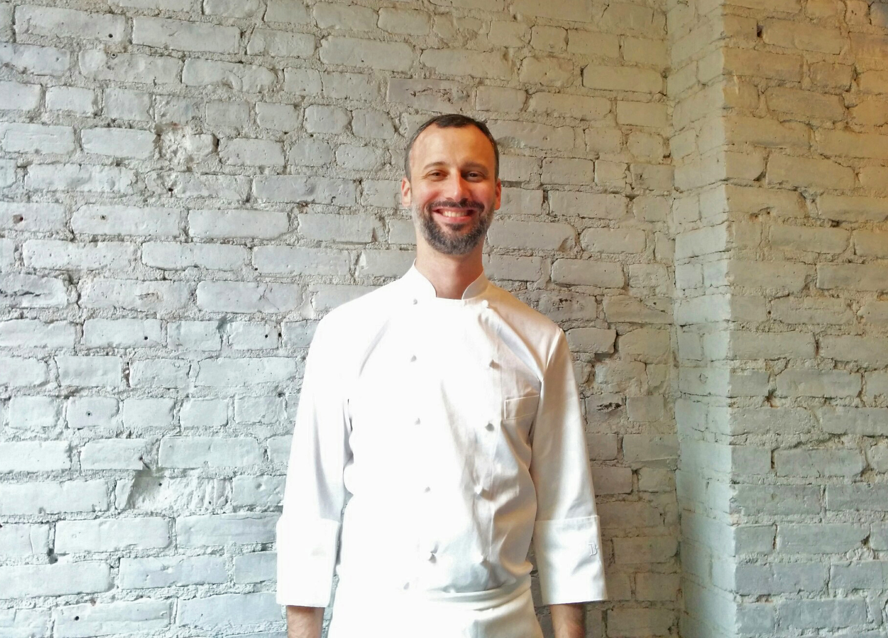 The Continuing Education of Chef Chris Jaeckle
