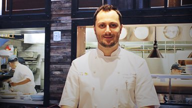 Executive Chef Adin Langille: The Art of Food