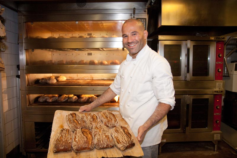 Born to Bake Bread with Kamel Saci
