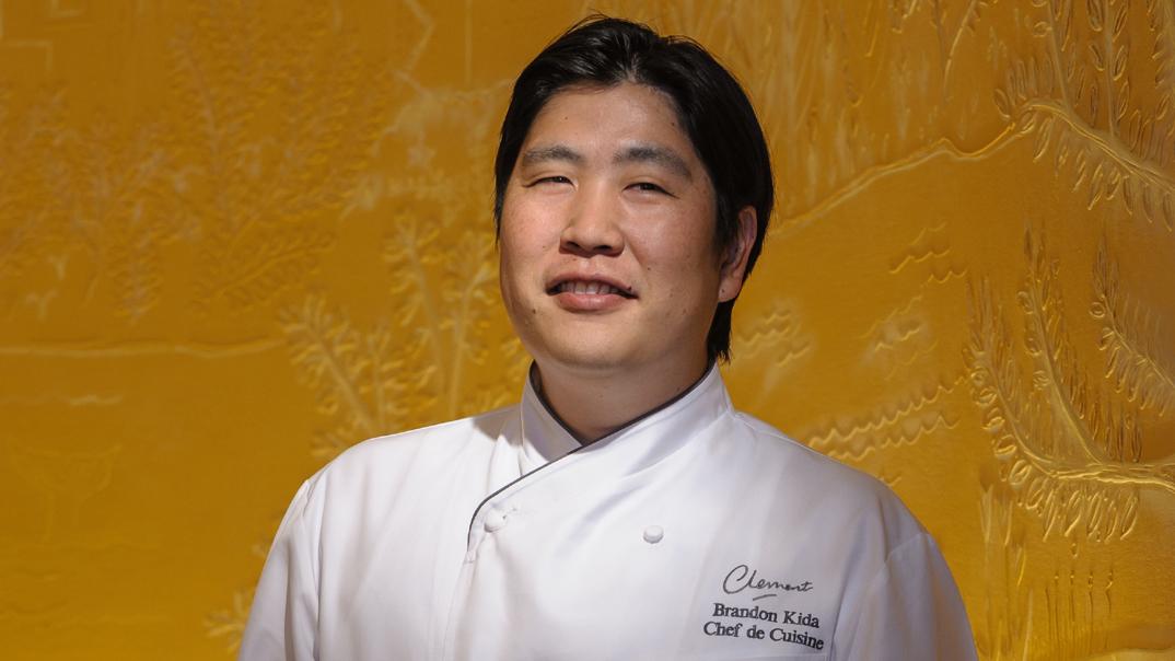 Chef de Cuisine Brandon Kida