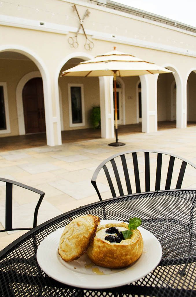 An Interview with CrossKeys Vineyard's Executive Chef: A ...