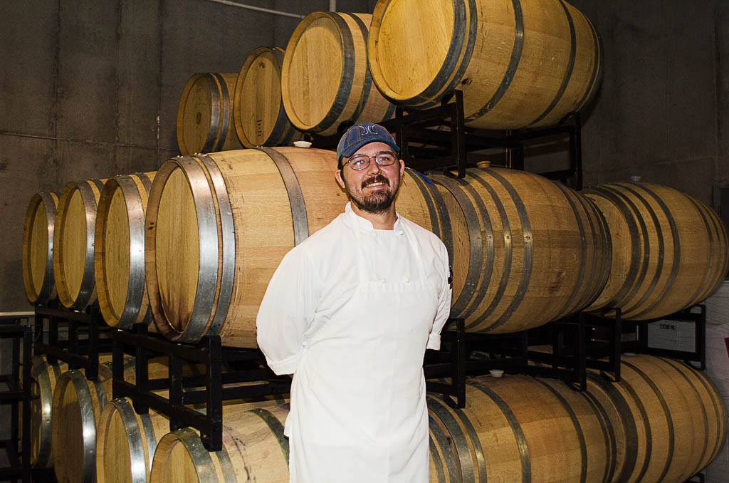 An Interview with CrossKeys Vineyard's Executive Chef: A Doctor in the Kitchen