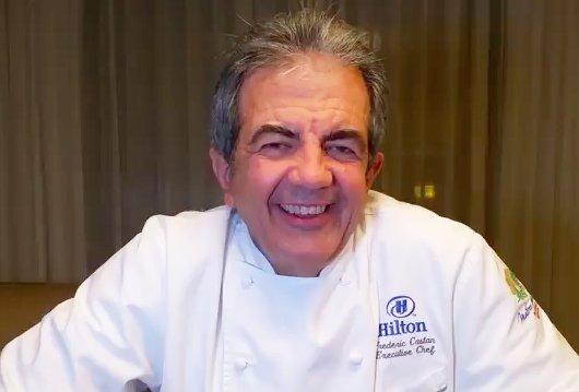 Frederic Castan | Chef Profile