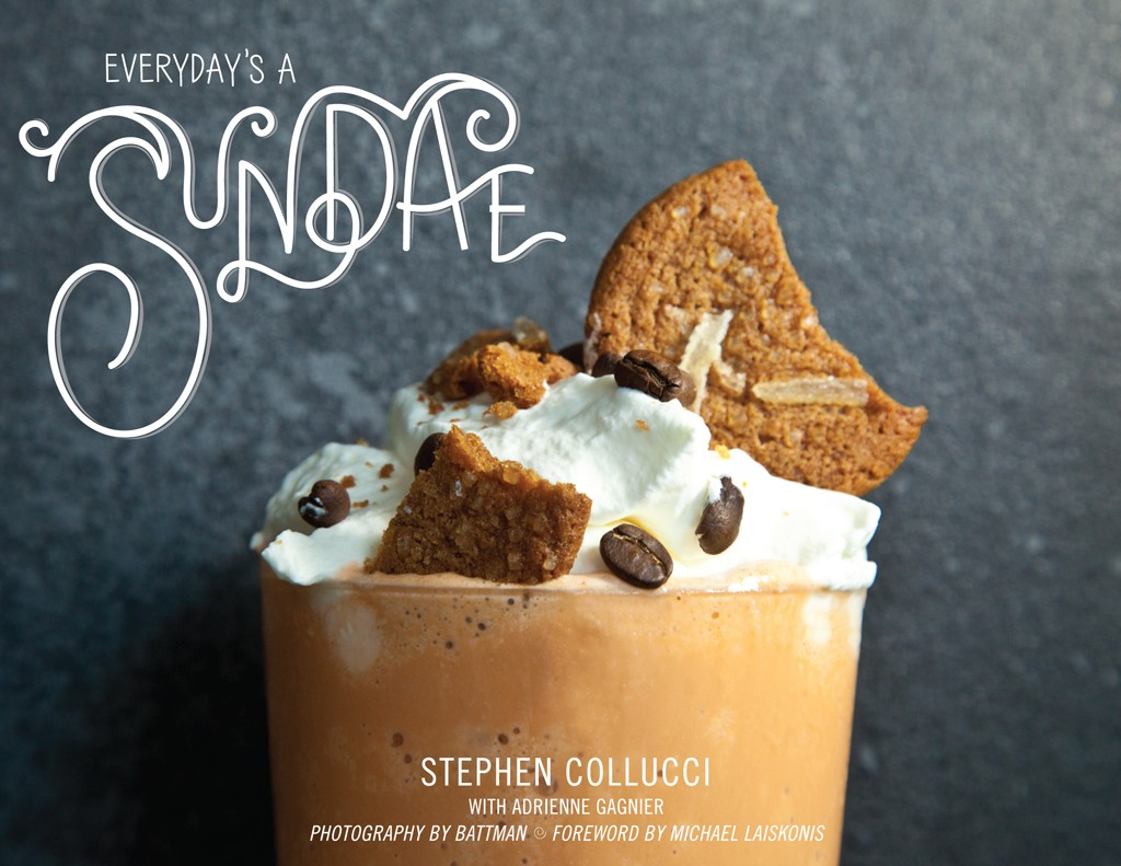 Everyday's A Sundae by Chef Stephen Collucci - Photos by Battman