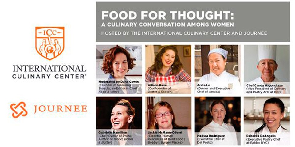 Food for thought: A Culinary Conversation Among Women