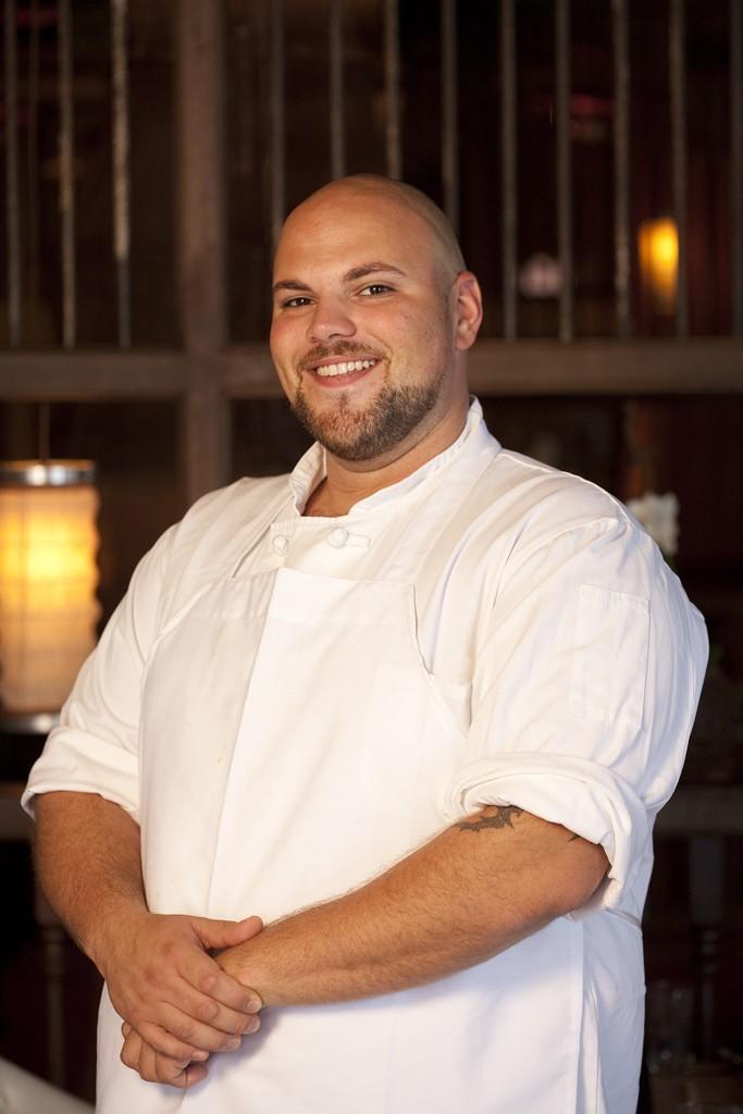 Anthony Ricco, Executive Chef at Spice Market NYC