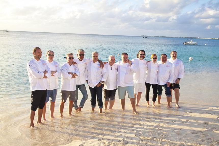 Cayman Islands Cookout