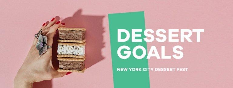 Dessert Goals 2017