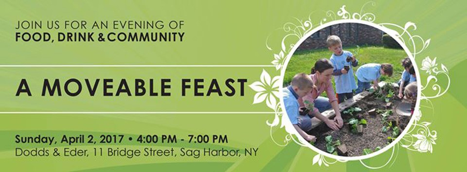 7th Annual Moveable Feast