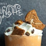 Cover image for Everday's a Sundae cookbook. 2017