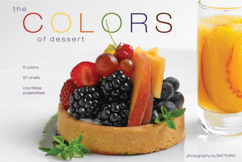 Cover image for Colors of Dessert ebook. 2017