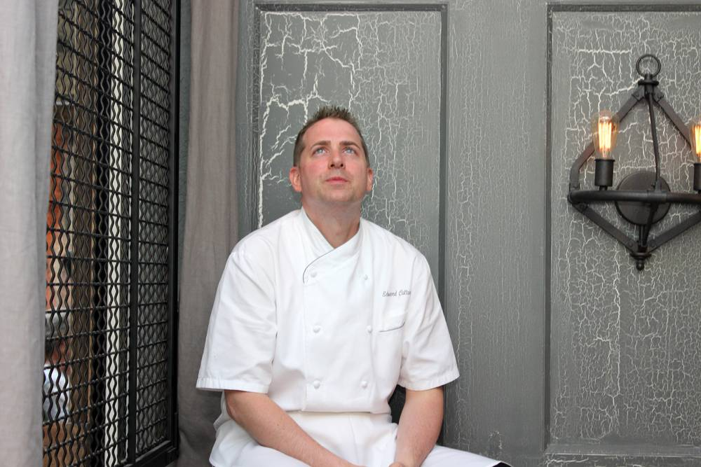 Chef Ed Cotton sits down for an interview with The Chefs Connection.