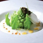 Cauliflower Vichyssoise by Eric Truglas. Photo by Battman.