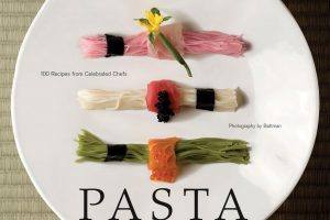 Cover image for Pasta ebook. 2017
