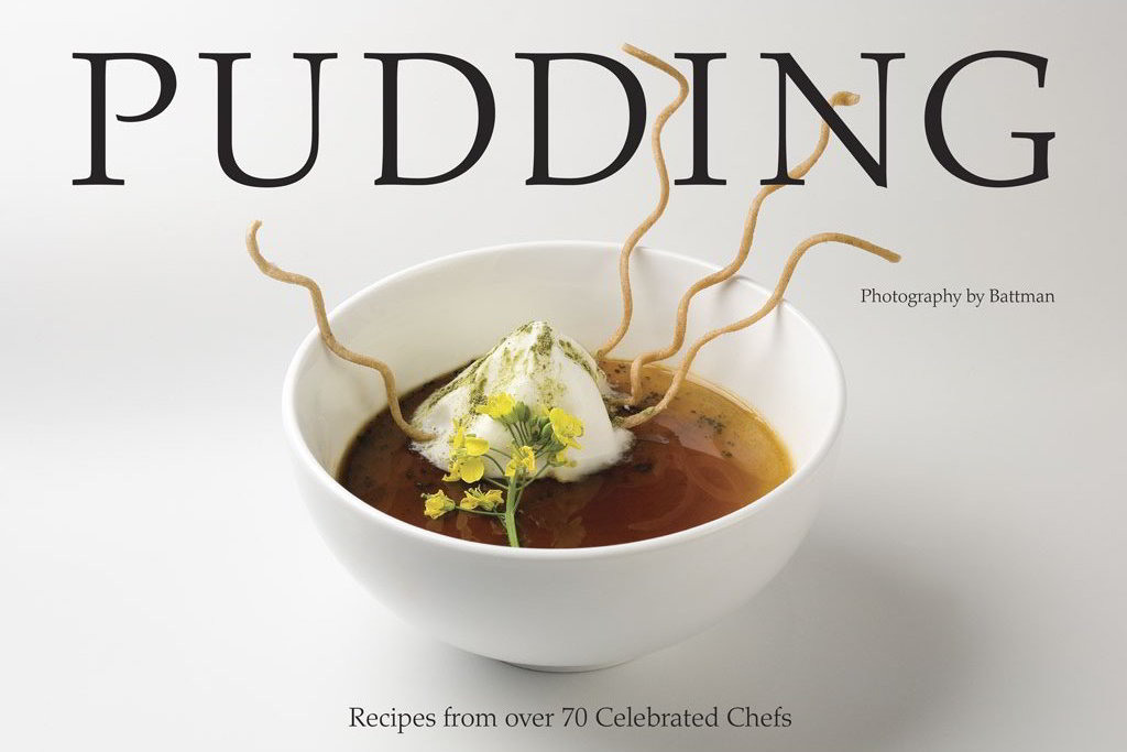 Cover image for Pudding ebook. 2017