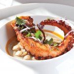 Spanish Octopus with Gazpacho by Roland Passot. Photo by Battman.