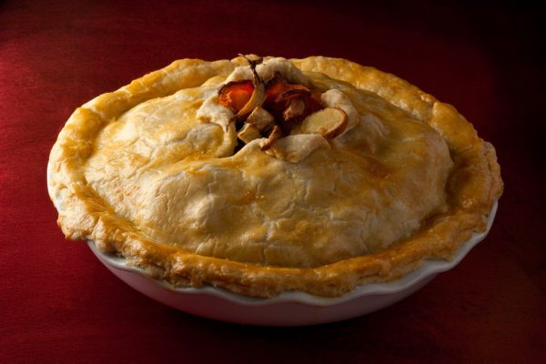 Savory Winter Vegetable Pie by Chef Alex Guarnaschelli. Photo by Battman. Pies, cookbook, ebook