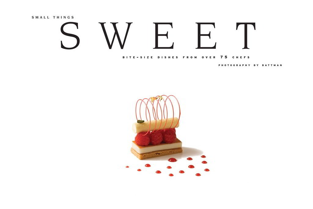 Cover image for Small Things Sweet ebook. 2017