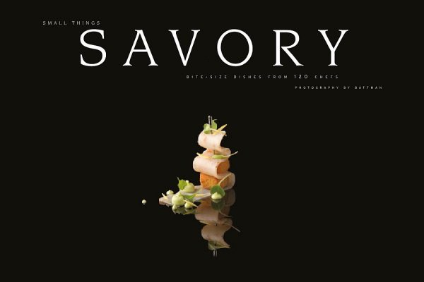 Cover image for Small Things Savory ebook. 2017