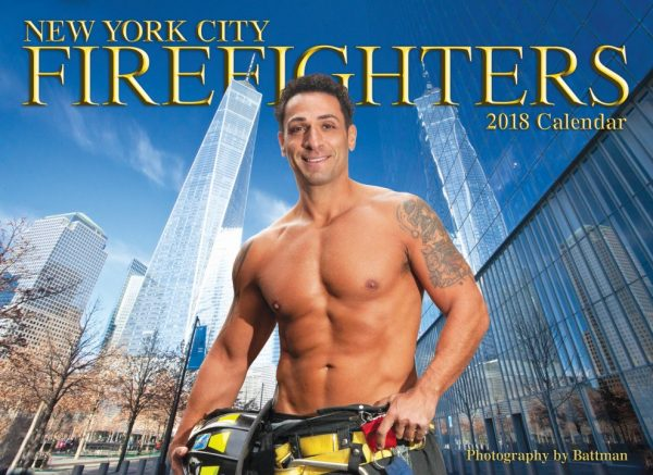 NYC Firefighters Calendar - 2018