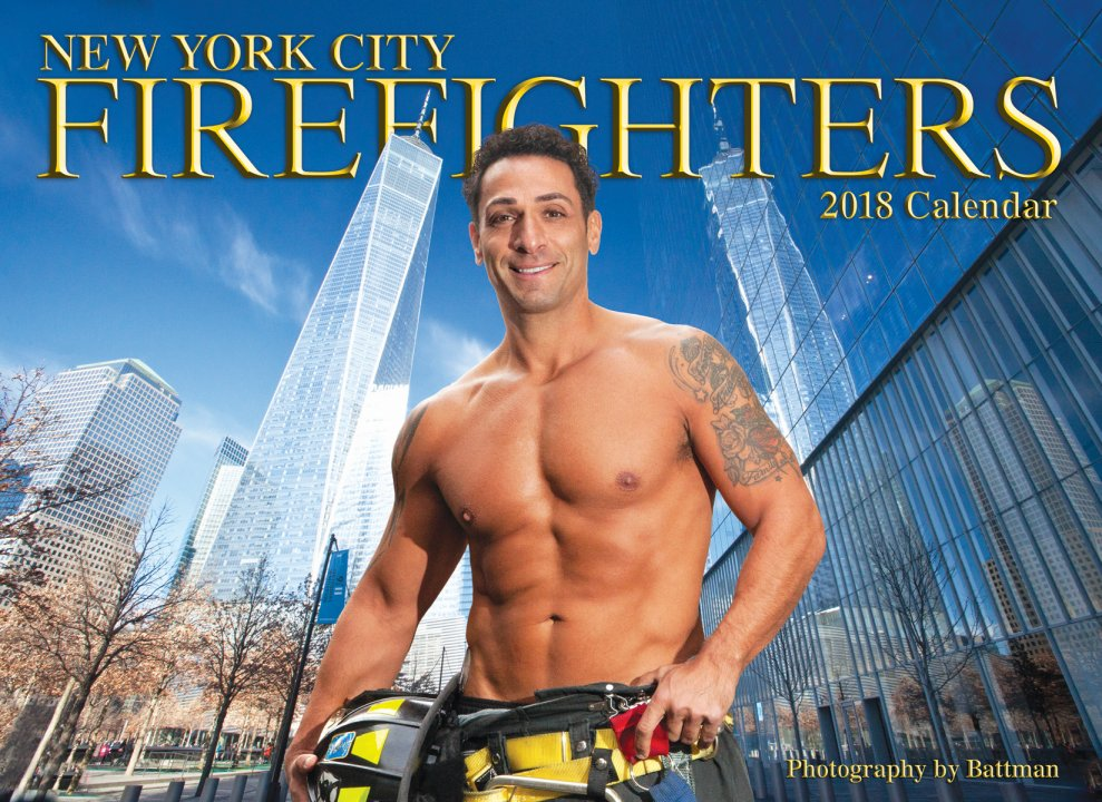 2018 NYC Firefighters Calendar | The Chef's Connection