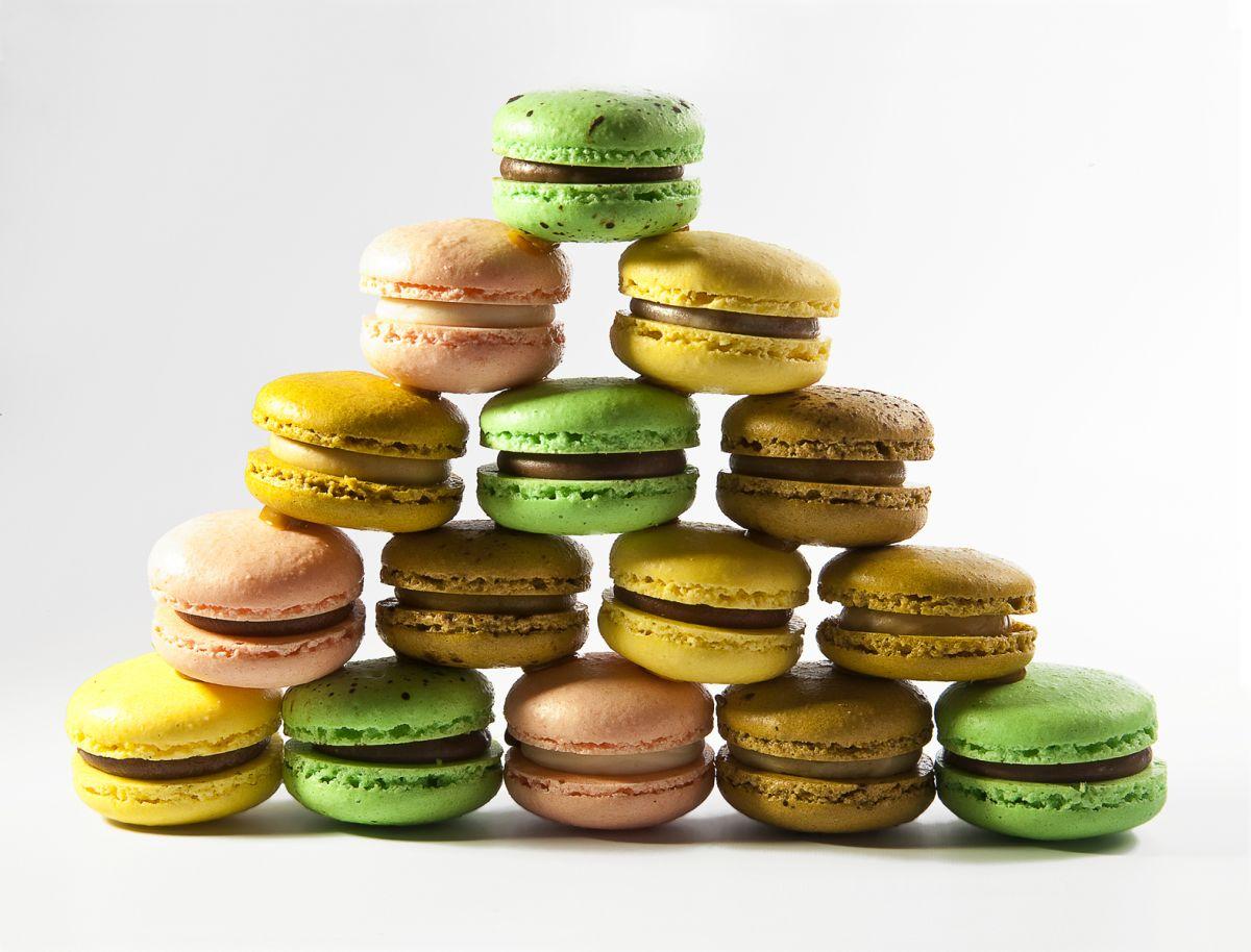 Macarons by Antonio Bachour. Photo by Battman.