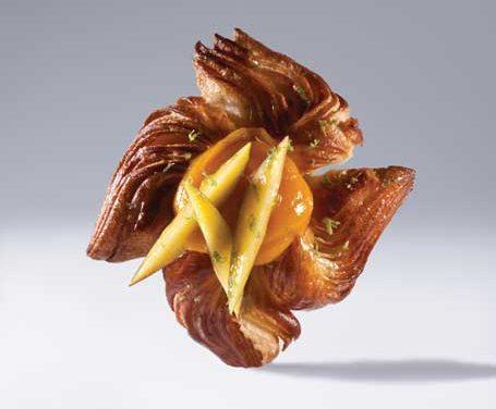 Mango Croissant, Bachour the Baker. Photo by Battman.