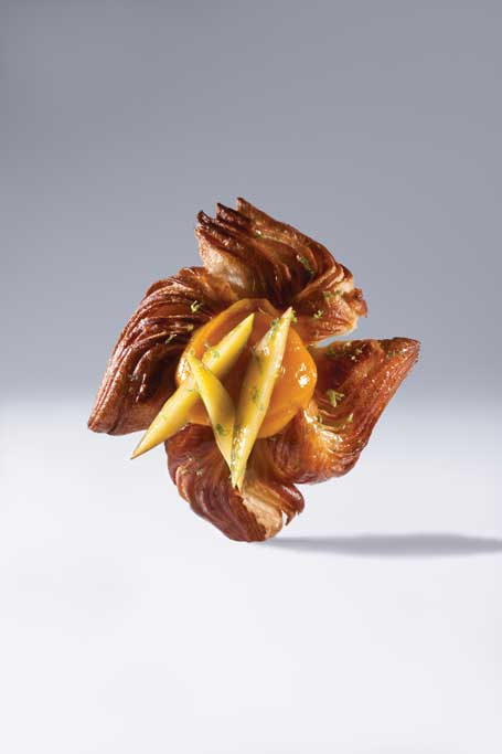 Mango Croissant, Bachour the Baker. Photo by Battman.