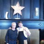 Stephan Modat with Battman