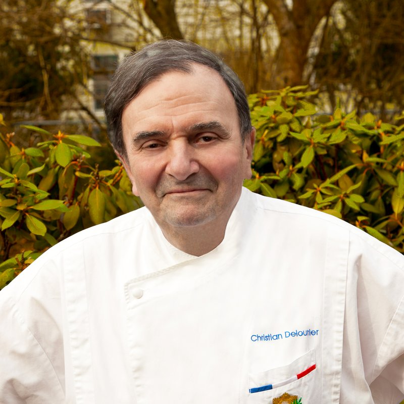 Christian Delouvrier | Chef Profile