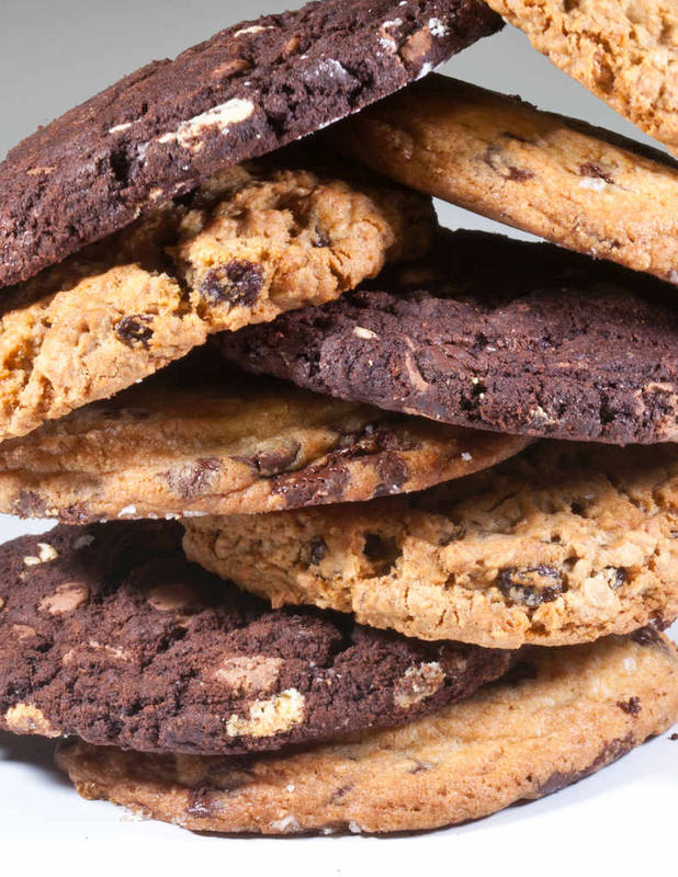 Chocolate Chip Cookies from The Pastry Chef's Little Black Book by Michael Zebrowski & Michael Mignano.  Photo by Battman.