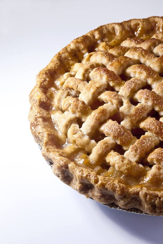All-Butter Pie Crust from The Pastry Chef's Little Black Book by Michael Zebrowski & Michael Mignano.  Photo by Battman.