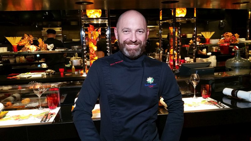 Steve Benjamin  |  Chef Profile